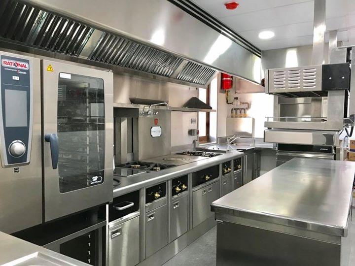 cocina hosteleria equipamiento