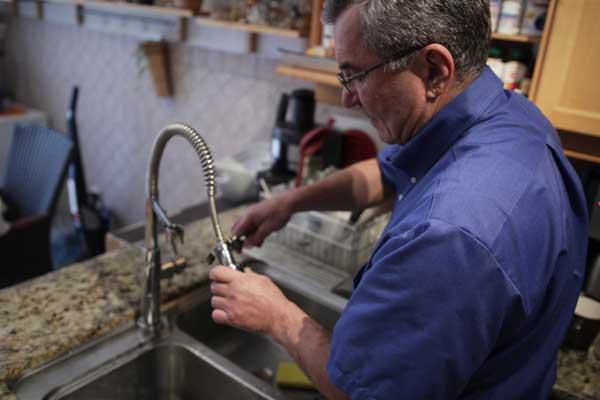 faucet repair in toronto and gta dima