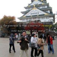 Forgiveness and Sweetest Revenge