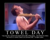 kirk towl day