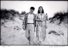 Saul Steinberg with Gigi (Sigrid Spaeth)
