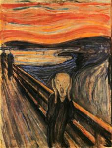 Edvard Munch, Η Κραυγή (1895)