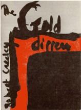 Εξώφυλλο του René Laubiès για τους «Χρυσοθήρες» του Κρίλι