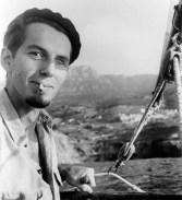 Ο Ρόμπερτ Κρίλι στη Μαγιόρκα