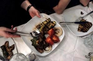 Μεζεδάκια - Local food