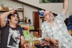Γιώργος Τσακνιάς, Μάριος Σπηλιόπουλος | Photo: Δημήτρης Χωριανόπουλος / www.chiaroscuro.gr