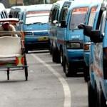 Jalur Trayek Pete-pete Makassar