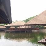 Liburan Singkat di Telaga Barombong