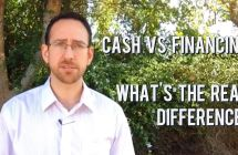 The real difference between cash and financing