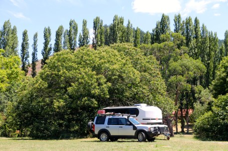 Bright - Campsite (Vic)
