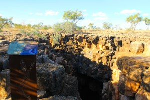 Camooweal National Park - Great Nowranie Cave (Qld)