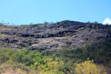 Gunlom Lookout Walk and Waterfall (NT)