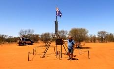 Lamberts Gravitational Centre Of Australia (NT)