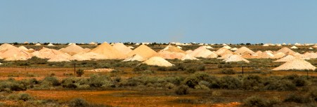 Coober Pedy - Dumps and Pushes (SA)