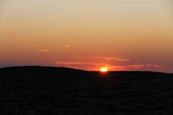 Beltana Station - Sunset (SA)