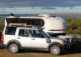 Cowell - Harbour View Caravan Park Campsite (SA)