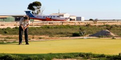 Nullarbor Roadhouse - Nullabor Links Golf Course (SA)