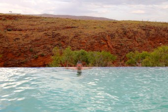 Lake Argyle - Infinity Pool (WA)