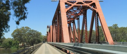 Paringa Bridge (SA)