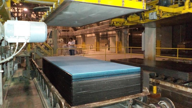 производство фиброцементных панелей