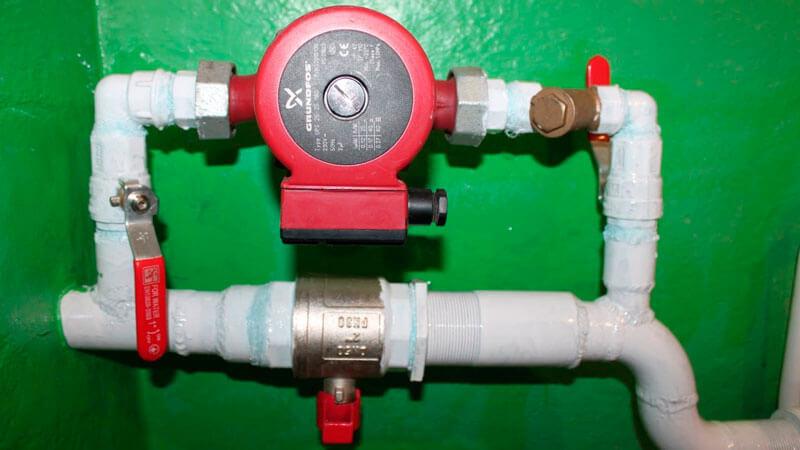 Водяные насосы для отопления частного дома