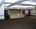 24. Narthex Looking at Gift Shop - Completed