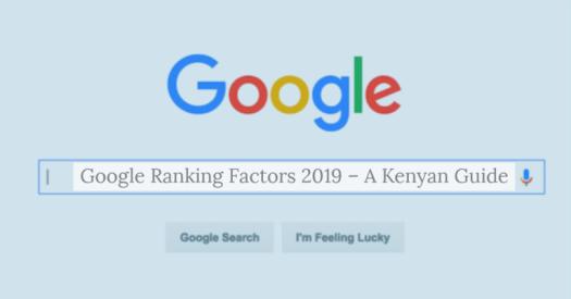 google-ranking-factors-2019
