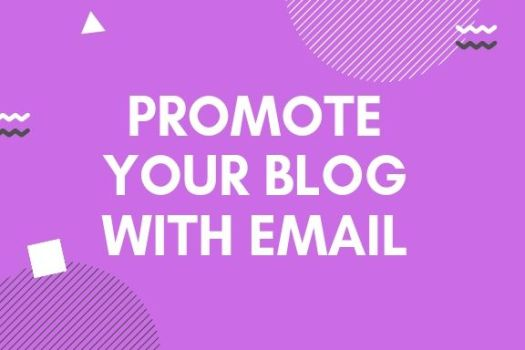 Promote Your Blog With Email in kenya