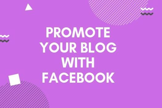 Promote Your Blog With Facebook in keyna