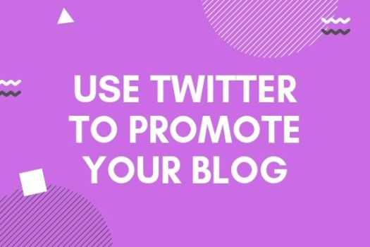 Use Twitter To Promote Your Blog in kenya