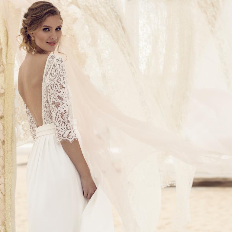 Rembo Styling 2019 Rose 1 hr - Vestidos de novia: La Núvia Pim Pam