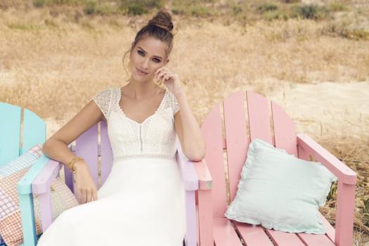 Rembo Styling 2019 Honey 1 hr - Vestidos de novia: La Núvia Pim Pam
