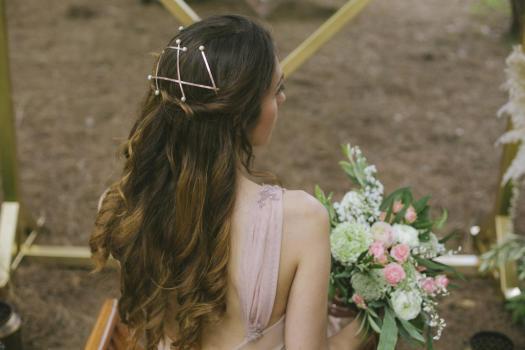 ShootingWeddingLoveingreen112 1 - Inspiración en rosa para tu boda