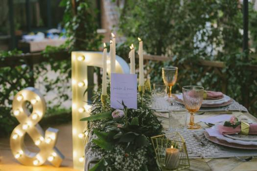 ShootingWeddingLoveingreen338 - Inspiración en rosa para tu boda