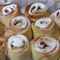 """""""Cinnamon rolls"""" o rollos de canela"""