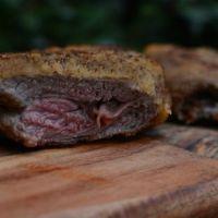 Receta tradicional de cachopo asturiano, a mi manera