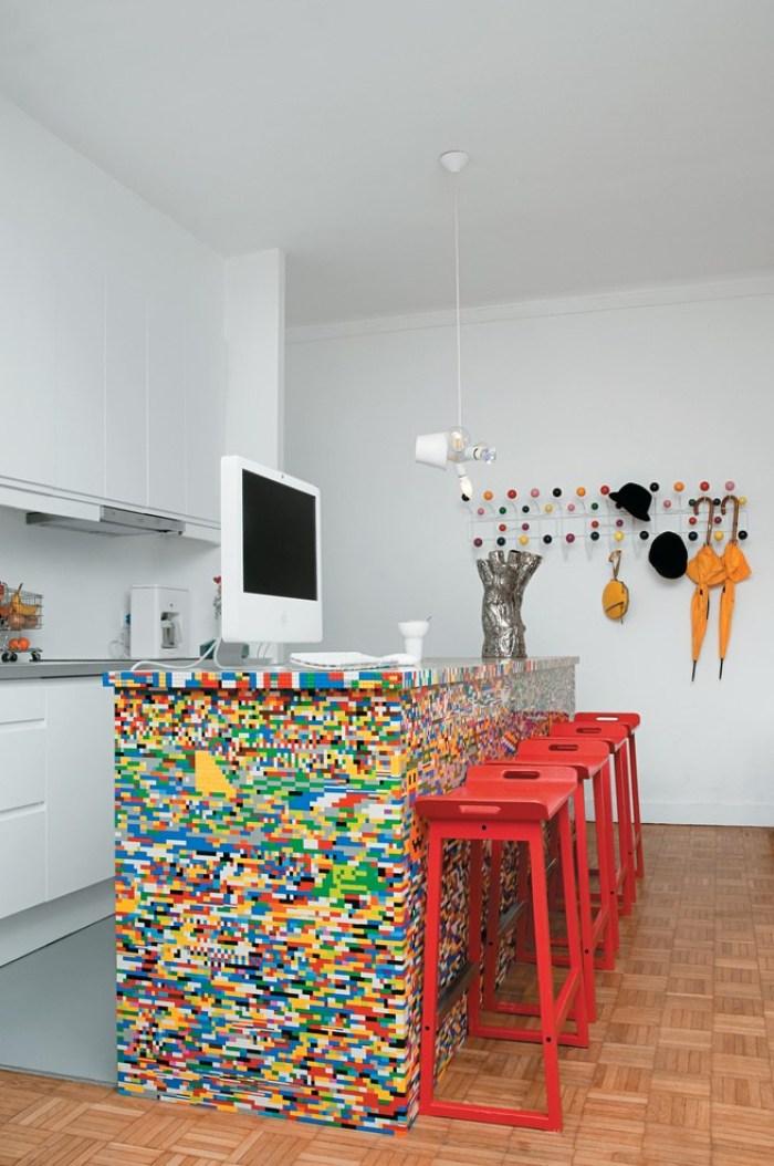 Cara Menyusun Lego Bentuk Rumah