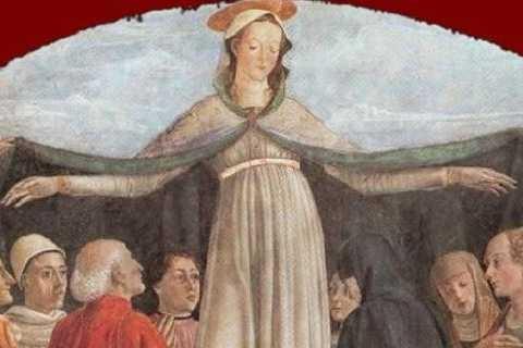 Maria, madre della misericordia (Franco Ciravegna)
