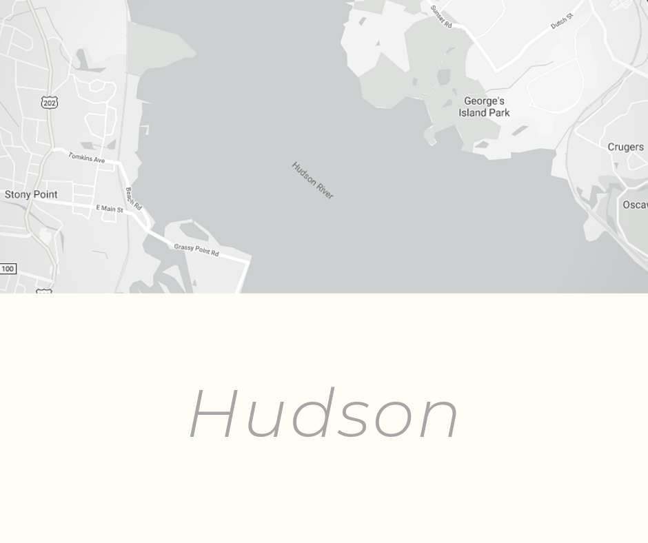 Hudson history and origin of the name and place