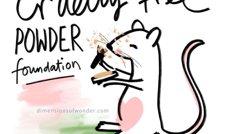 Cruelty-Free Powder Foundation, for a Feel-Good Flawless Complexion ♥