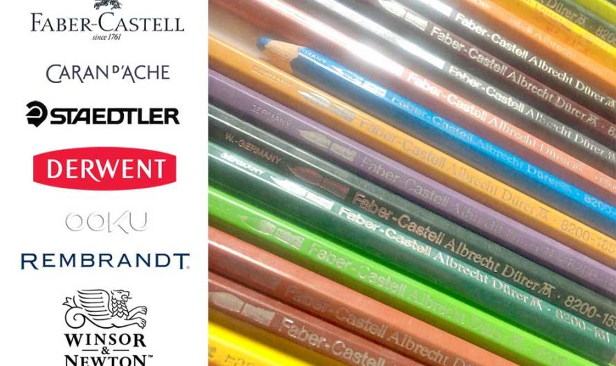 Best Watercolor Pencils for Everyone: Starter or Pro, Steal vs. Splurge