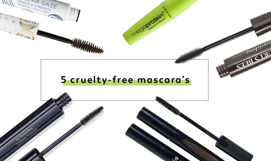 5 Cruelty-Free Mascara's in Review: Are they worth the detour?