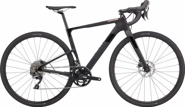 Gravel Cannondale Topstone dame