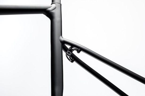 Haubans du vélo Cannondale CAAD 13 aluminium