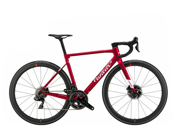 version rouge du Wilier Zero SLR