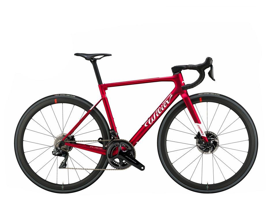 version rouge du Wilier Zero SLR