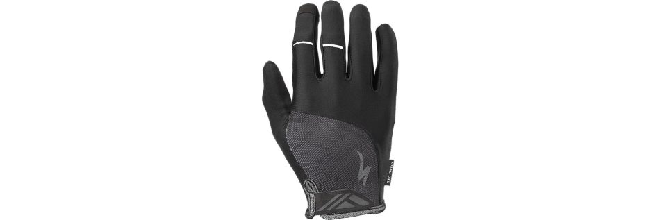 Gant Specialized Body Géométrie Double Gel Long Finger Face externe