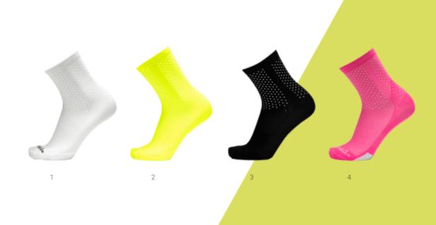 Chaussettes Réflectives de MB Wear