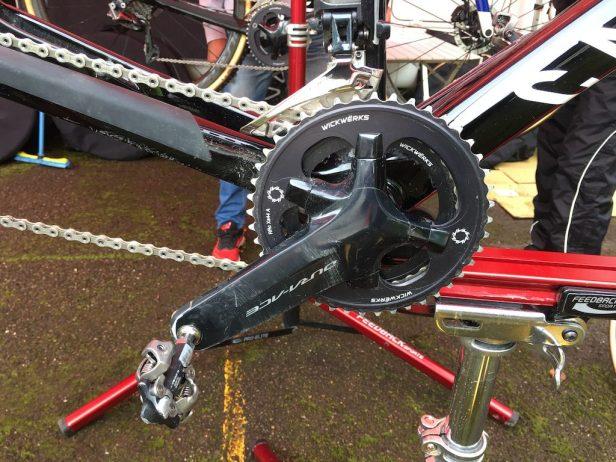 Plateaux de cyclocross Wickwerks