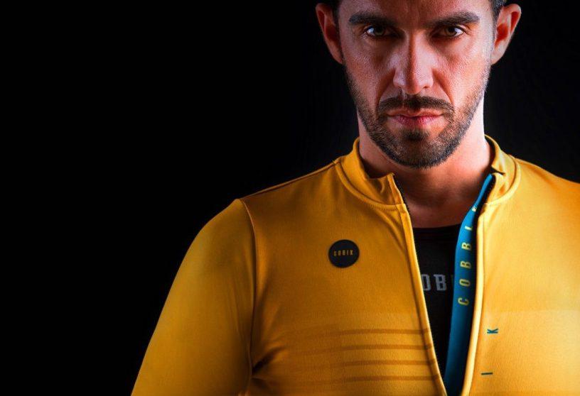Alberto Contador en tenue Gobik